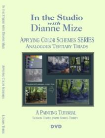 analogous tertiary colors